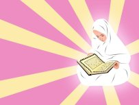 muslim-girl-reading-qur-an-backgrounds-wallpapers