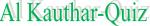 Al Kauthar-Quiz-Button