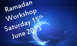 Ramadan Quiz by Amal -2013 Workshop