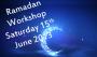 Ramadan Quiz by Amal -2013 Workshop