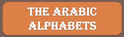 1-Madina Arabic Bk1, Arabic Alphabets Facts