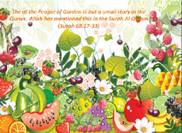 Zahbia-Stories of the prophets-People of the garden