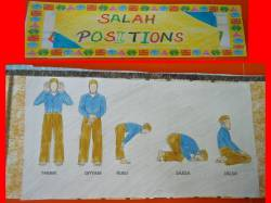 G-Salah Course for ages 7-8