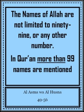 FlipBook  7-The Beautiful Names of Allah for ages 10+