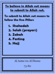FlipBook 10-The Beautiful Names of Allah for ages 10+