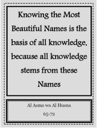 FlipBook 9-The Beautiful Names of Allah for ages 10+