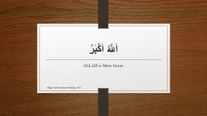 Word for Word Salah-Flash Cards01-Takbir