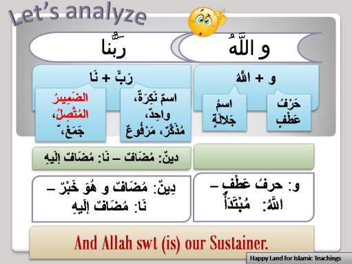 MAB1-L14 - Pronouns and analyzing sentences