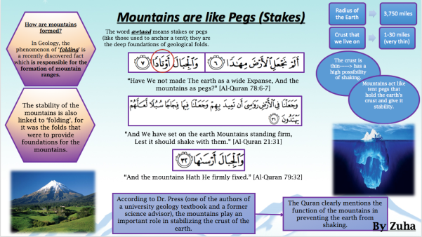 Mountains poster-Zuha